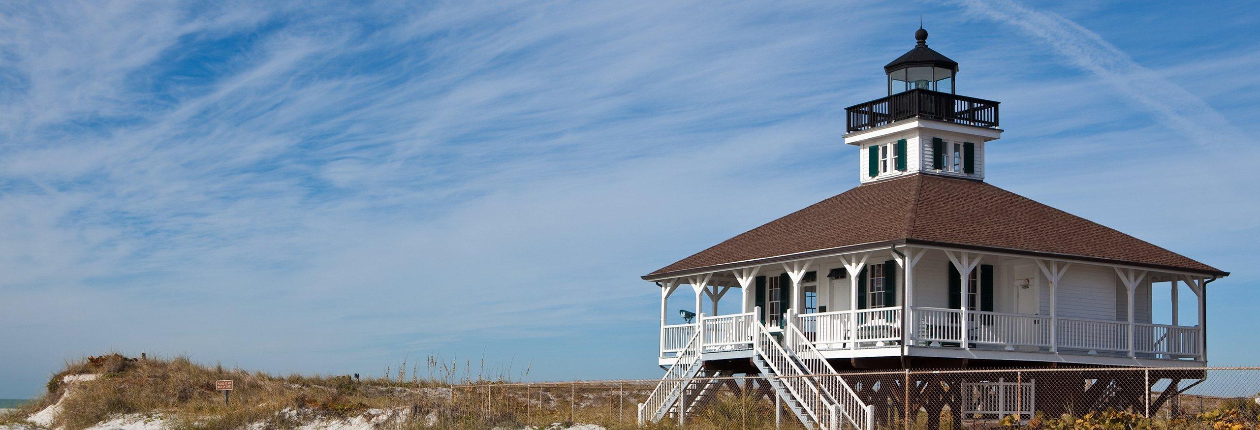 Harmony Harbor Light House