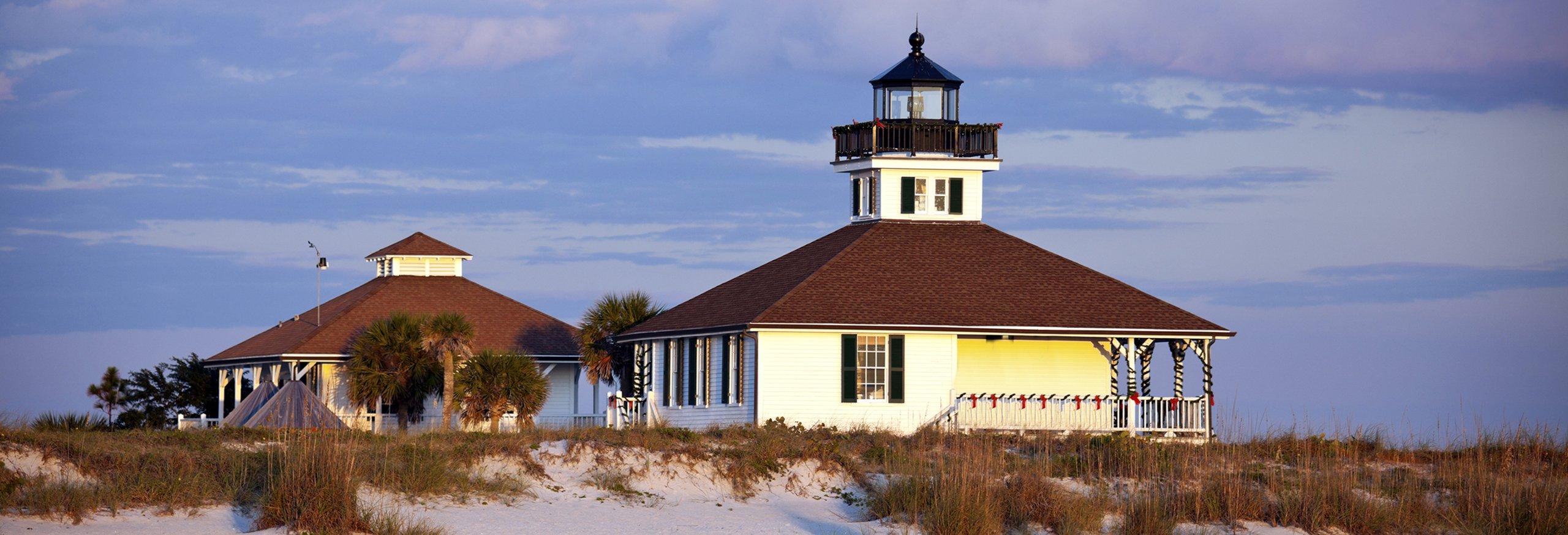Lighthouse, Boca Grande, FL